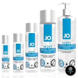 фото лубриканты на водной основе System JO H2O - ORIGINAL
