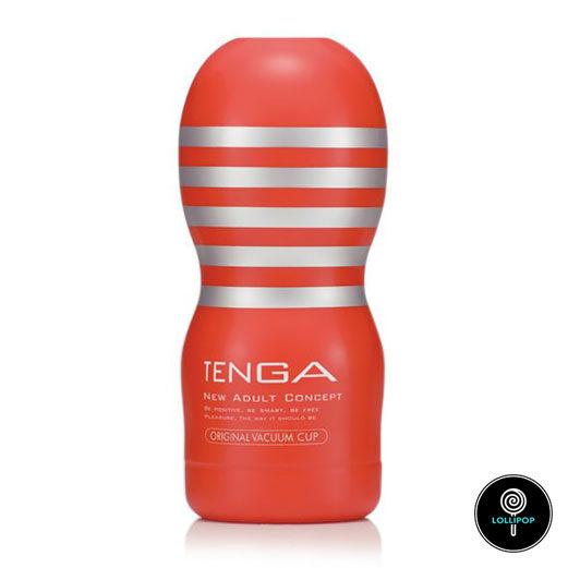 фото лучший мастурбатор для мужчин Tenga-Deep-Throat-(Original-Vacuum)-Cup