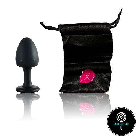 Анальная пробка Dorcel Geisha Plug ruby