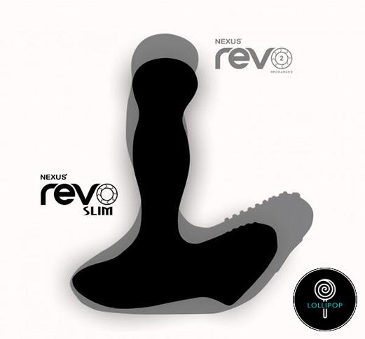 Массажер простаты Nexus Revo Slim