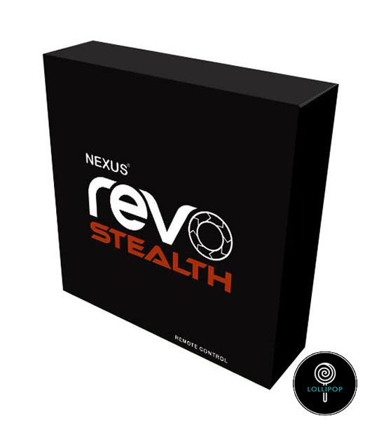 Массажер простаты Nexus Revo Stealth