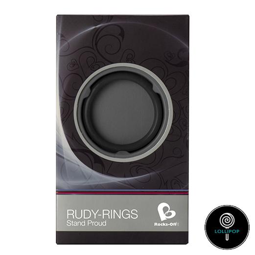 Эрекционное кольцо Rocks Off Rudy-Rings