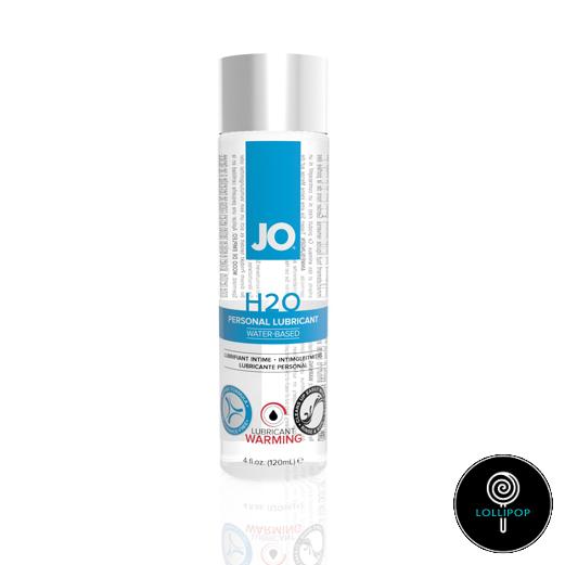 Лубрикант на водной основе System JO H2O - WARMING