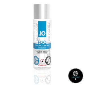 фото смазки на водной основе System JO H2O - WARMING