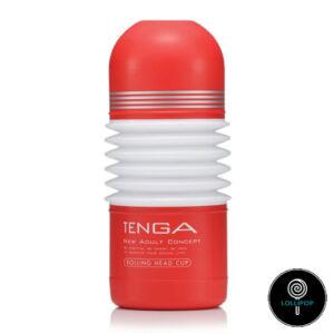 фото супер мастурбатор Tenga Rolling Head Cup