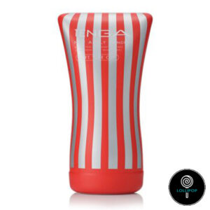 фото имитатор влагалища-мастурбатор Tenga Soft Tube Cup