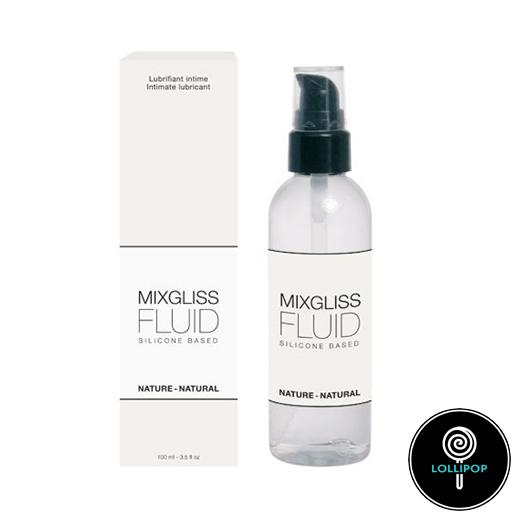 гель-смазка силиконовая MixGliss FLUID NATURE