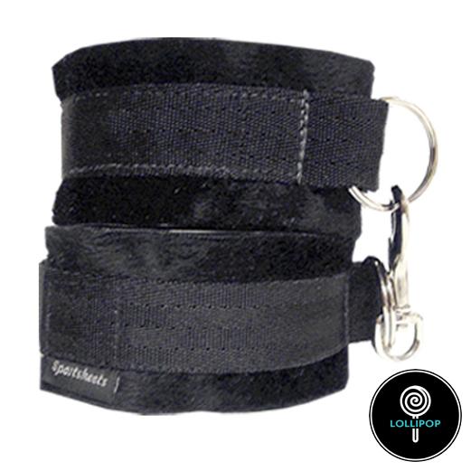 картинка наручники для бдсм Sportsheets Soft Cuffs