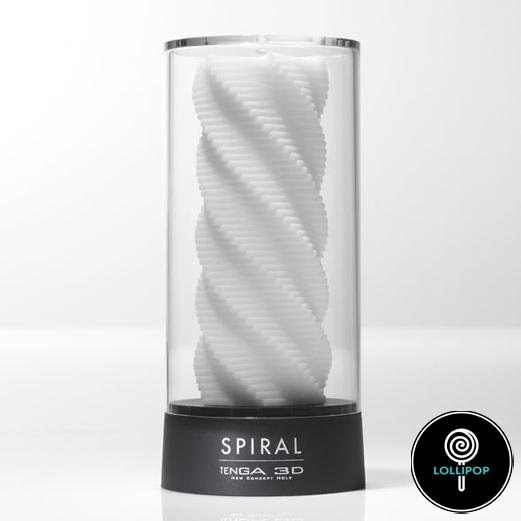 Игрушки мастурбаторы Tenga 3D Spiral