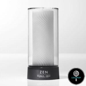 Искусственное влагалище Tenga 3D Zen
