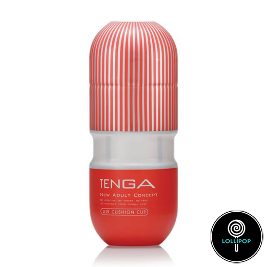 Игрушечная вагина секс шоп Lollipop - Tenga Air Cushion Cup