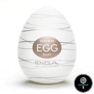 фото купить искусственную вагину мастурбатор Tenga Egg Silky