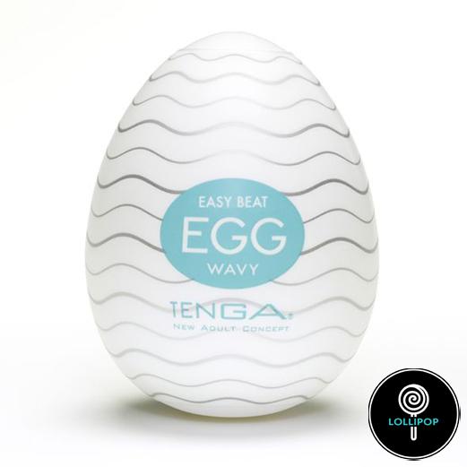 фото вагина мастурбатор Tenga Egg Wavy