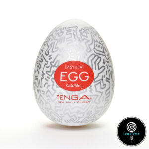 фото eggs masturbation Tenga Keith Haring EGG Party