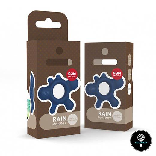 фото упаковка для эрекционного кольца RAIN