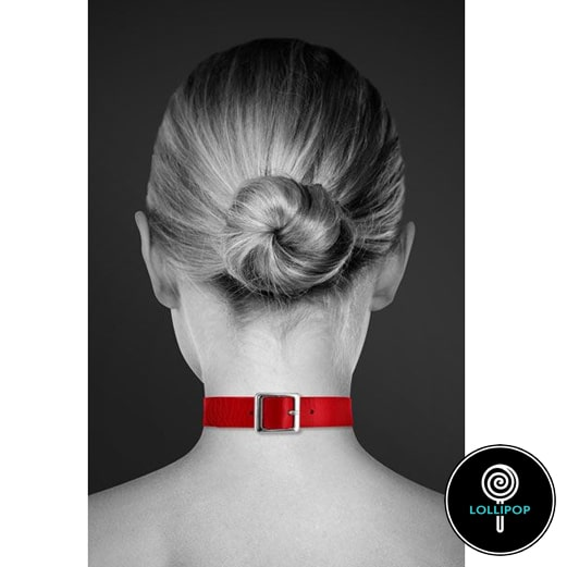 Bijoux Pour Toi - FETISH красный со спины