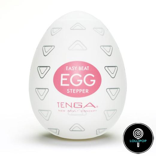 Мастурбатор-яичко Tenga Egg Stepper (Степпер)