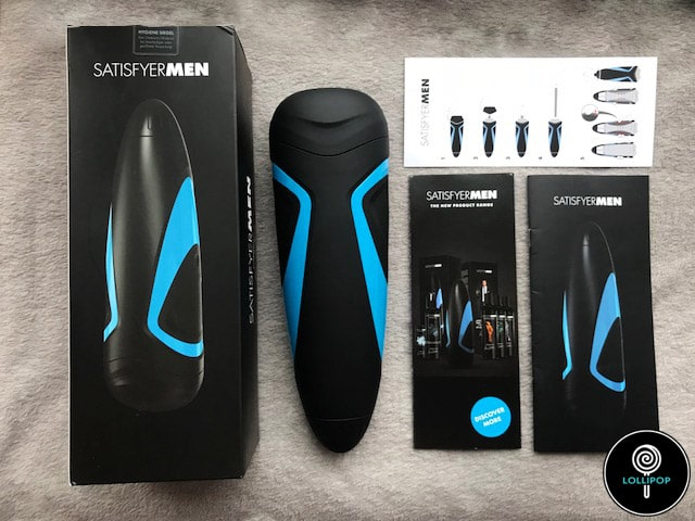 Satisfyer Men комплектация